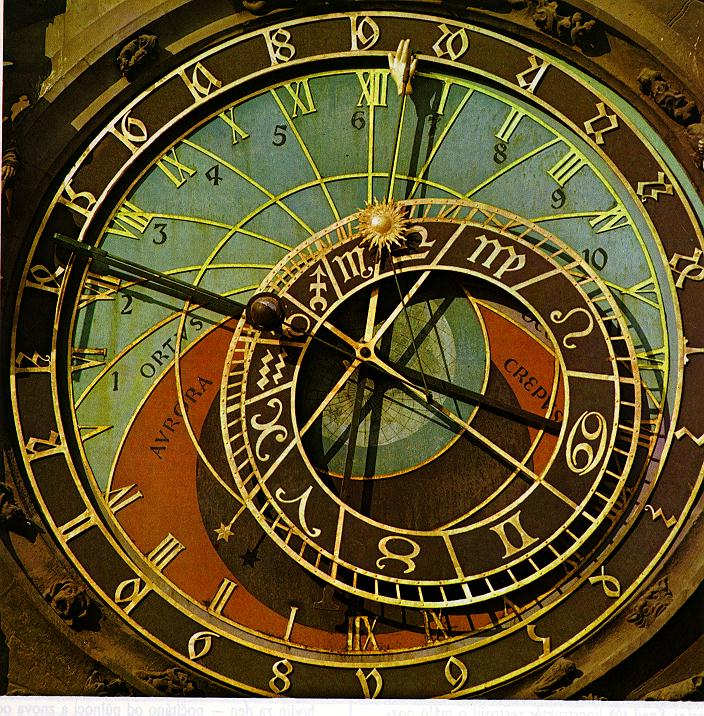 astronomy clock - photo #6