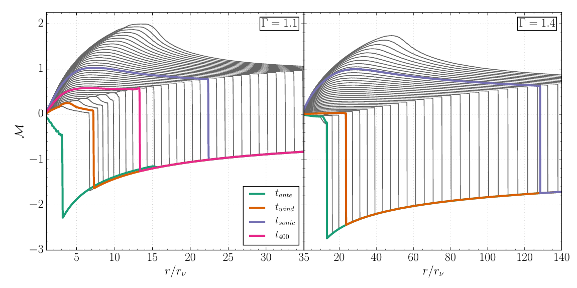 The Antesonic Condition for the Explosion of Core-Collapse Supernovae by Raives et al.